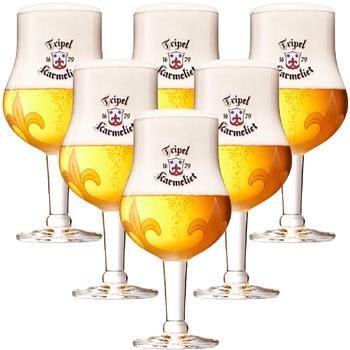 Karmeliet Glass (set of 6)