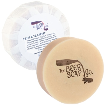 Triple Trappist Beer Soap