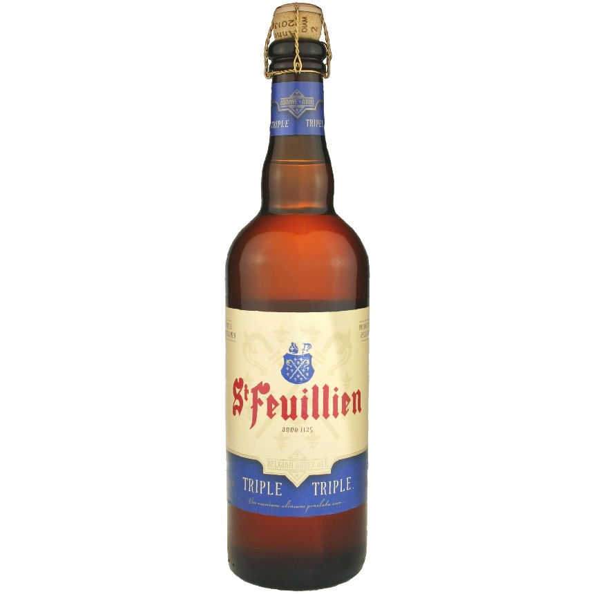 St. Feuillien Triple 25.4 oz