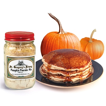 Pumpkin Pancake Mix
