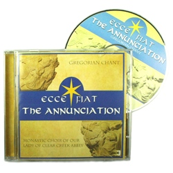 Ecce Fiat: The Annunciation (CD)