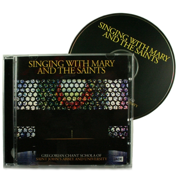 Singing with Mary & the Saints (CD)