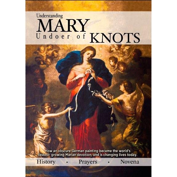 Mary, Undoer of Knots Novena Prayer Booklet