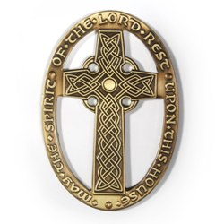 Irish Home Blessing (bronze)