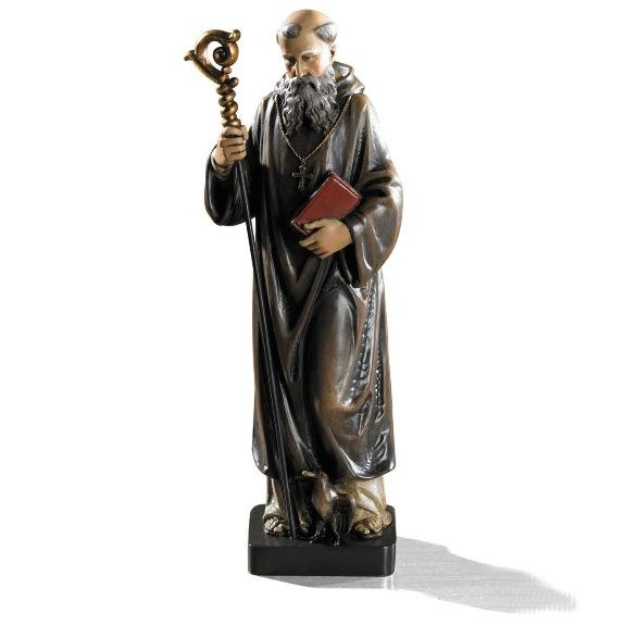 St. Benedict (statue)