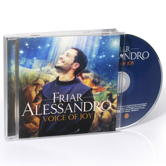 Friar Alessandro: Voice of Joy (CD)