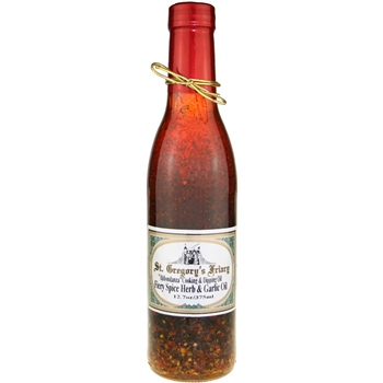 Fiery Spice Cooking & Dipping Oil