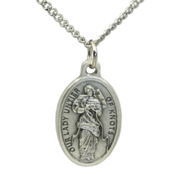 Mary, Undoer of Knots Medal
