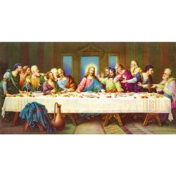 Last Supper Jigsaw Puzzle (1,000 pieces)