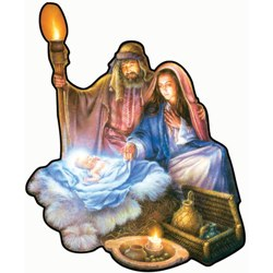 Nativity Jigsaw Puzzle (1.000 pieces)