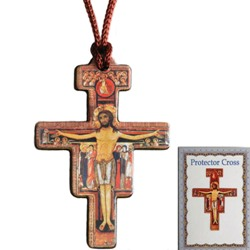 San Damiano Pendant & Prayer