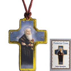 St. Benedict Pendant & Prayer