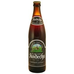 Andechs Weissbier Dunkel 16.9 oz