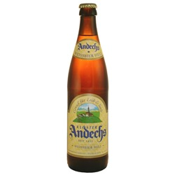 Andechs Weissbier Hell 16.9 oz