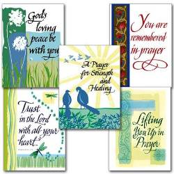 Prayers Get Well Assortment (WA610)