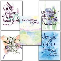 Sympathy Eternal Words Assortment (WA611)