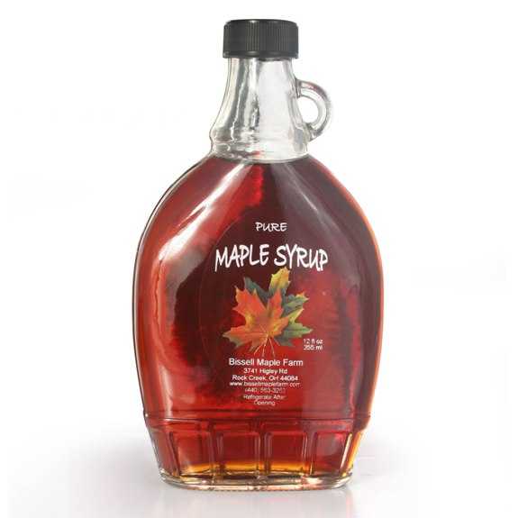 Pure Maple Syrup (12-oz bottle)