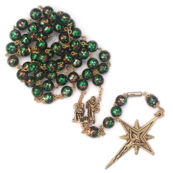 Holy Christmas Rosary (gift box)
