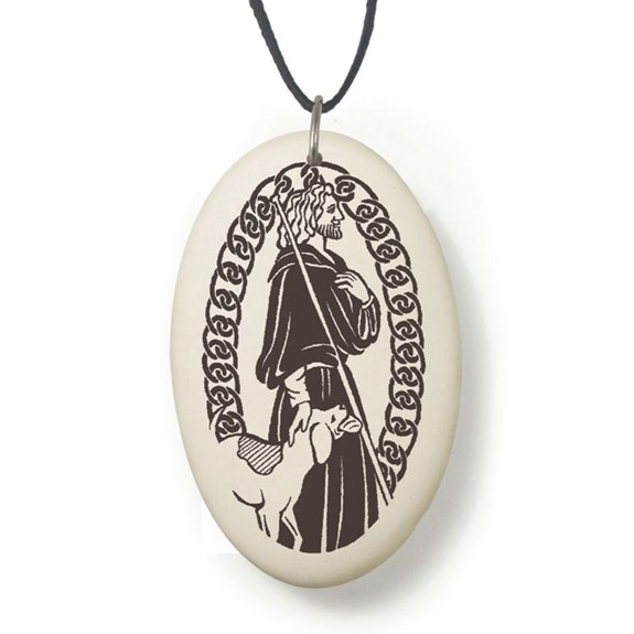 St. Roch Pendant (patron of dogs)