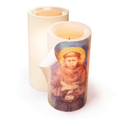 Saints Collection Candle Wrappers