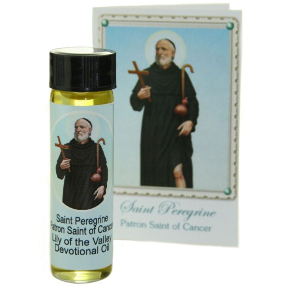 St. Peregrine Anointing Oil