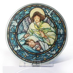 Guardian Angel Glass Suncatcher (GIRL)