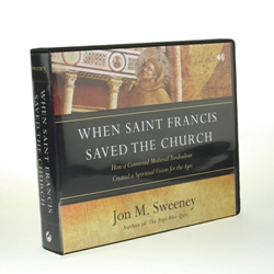 When Saint Francis Saved the Church (4-CD set)