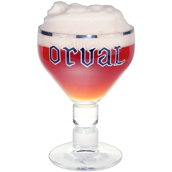 Orval Glass 33 cl (single)