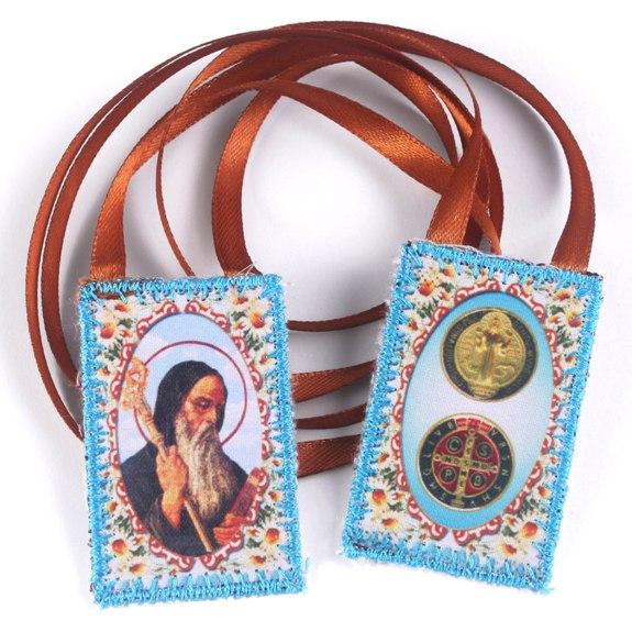 St. Benedict Scapular