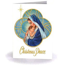 Christmas Peace (box of 20)