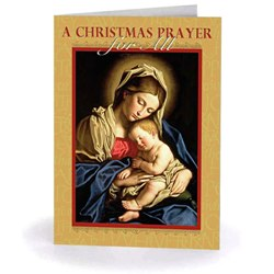 A Christmas Prayer for All (box of 18)