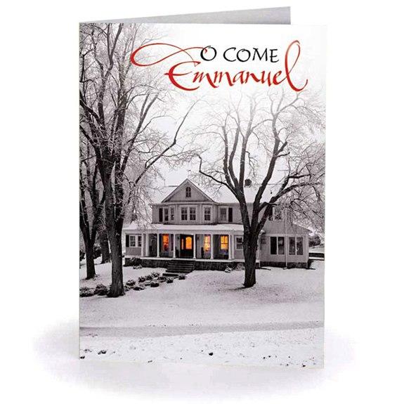 O Come Emmanuel (box of 18)