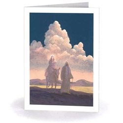 Flight into Egypt (box of 18)
