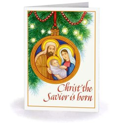 Christ the Savior is Born (box of 18)