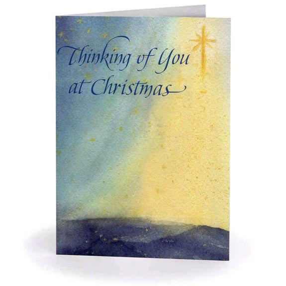 Thinking of You at Christmas (box of 18)