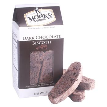 Monks' Dark Chocolate Biscotti