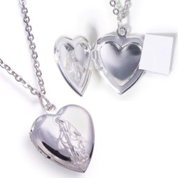 Petition Locket Necklace (gift boxed)