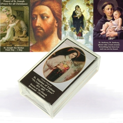 Prayer Card Variety Pack (75 cards)