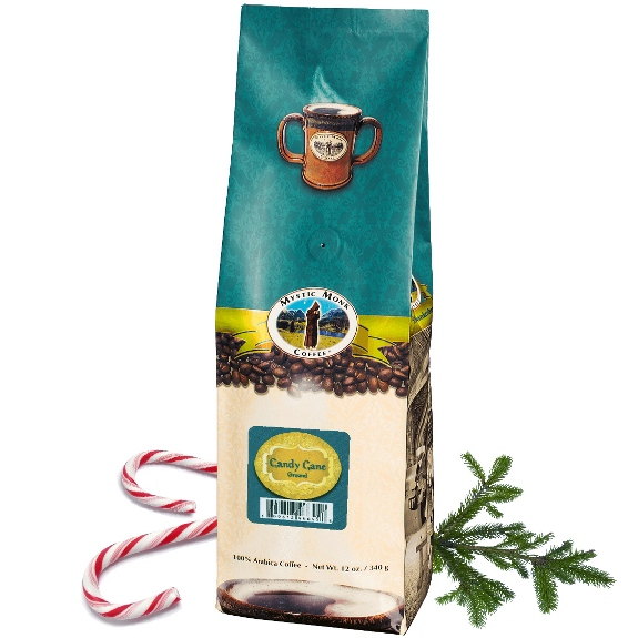 Candy Cane Coffee (ground)
