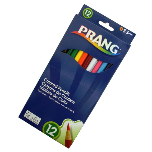 Colored Pencils (set of 12)