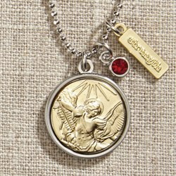 St. Michael Necklace (gift bag)