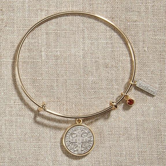 St. Benedict Bracelet (gift bag)