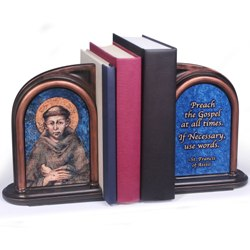 Preach the Gospel Bookends