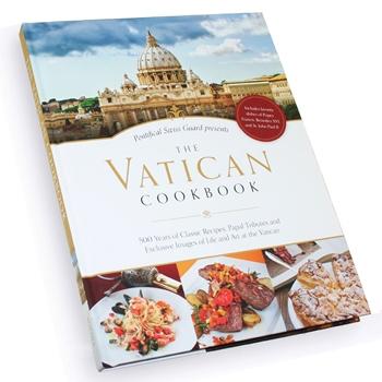 The Vatican Cookbook (hardcover)