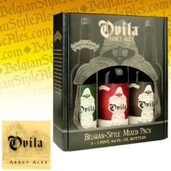 Ovila Abbey Ale Gift Set (3 large bottles)