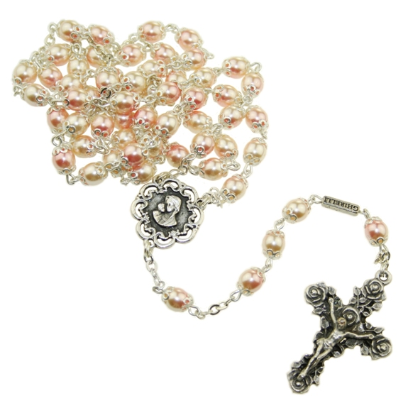 Motherly Love Rosary (gift box)