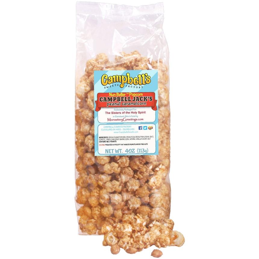 Nun Better Campbell Jack Popcorn