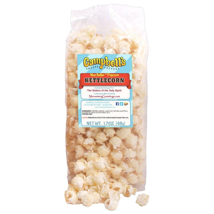 Nun Better Kettlecorn Popcorn
