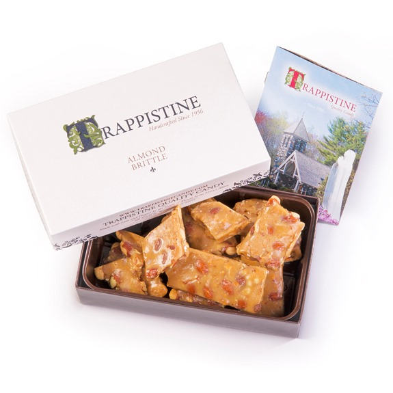 Trappistine Almond Brittle From Mount St Mary S Abbey