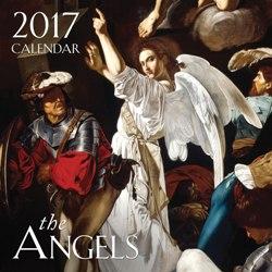 2017 Angels Wall Calendar